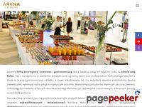 Arena Catering - catering plenerowy w Krakowie
