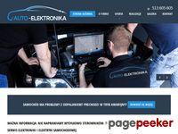 Elektronika i Elektryka samochodowa - Katowice