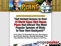 Download Bird House Plans & Bird Feeder Plans, Here!