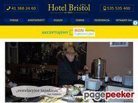 Hotel Bristol Kielce
