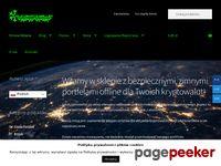 ColdCryptoWallet.com - Sklep z portfelami typu Cold Storage