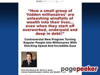 Cracking The Millionaire Mind - Dr. Steve G. Jones