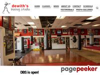 Dewith Frazer Boxing And Fitness Inc