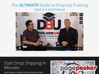 Clickbank DBU Drop Ship Blueprint – Dream Builder University