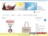 Religijny sklep chrześcijański
