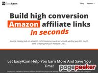 Amazon Affiliate WordPress Plugin – Easyazon