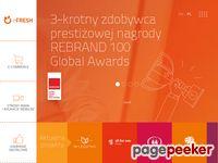 Agencja interaktywna, projektowanie stron Poznań - eFRESH