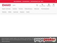 Zrzut ekranu http://emako.pl
