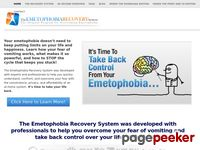 Emetophobia Recovery System – Start Overcoming Your Emetophobia Today