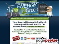 Build Your Own Wind And Solar Power System - Energy 2 Green