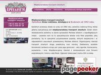 Epitafium-przewozy.pl - sprowadzanie zwłok