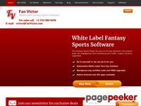 Fan Victor - The Ultimate Fantasy Sports Plug-in