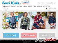 Mayoral sklep dla dzieci fazikids.pl