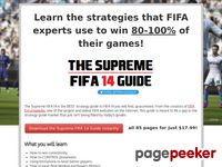 The Supreme FIFA 14 Guide – by FIFA Encyclopedia