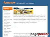FlameRacer.pl - gra online, wyścigi uliczne - Strona gł