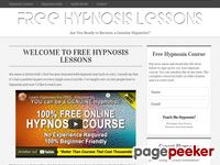 Free Hypnosis Lessons