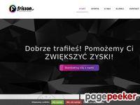 Frisson.pl | Agencja reklamowa, reklama Jasło