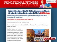 Feel 20 Years Younger – Functional Fitness Solution