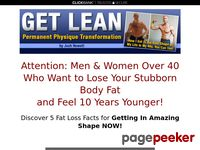 Get Lean - Permanent Physique Transformation e-book by Josh Hewett