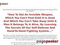 Sales page - Kadochnikov System From The Ground Up - Kadochnikov System Russian Martial Art
