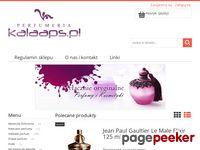Perfumeria online Kalaaps.pl