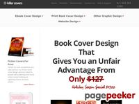 Custom ebook cover design - Killer ebook cover graphics