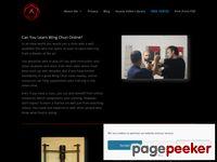 Learn Wing Chun Online - Downloadable Wing Chun Videos From Sifu Chuck ONeill