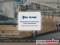 WARSZAWA Przewozy autokarowe,Wynajem Autokarów, autobusów, autokaru, autobus,Autokary Turystyczne