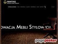 Mantyks.pl Konserwacja i Renowacja Mebli