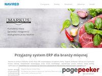 Navireo – system ERP dla przemysłu mięsnego