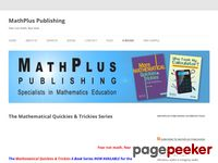 The Mathematical Quickies & Trickies Series – MathPlus Publishing