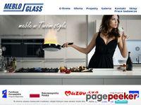 Meblo Glass Wyposażenie sklepów