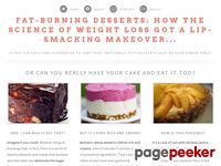 Metabolism Boosting Dessert – Fat Burning Desserts – 200 Desserts