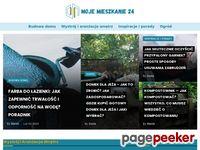 Projekt domu - MojeMieszkanie24.pl