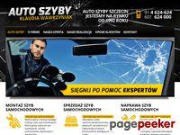 Naprawa szyb samochodowych Szczecin