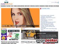 Motoinfo24.pl - wiadomości motoryzacyjne z świata