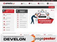 Omoto.pl - internetowa giełda części do pojazdów