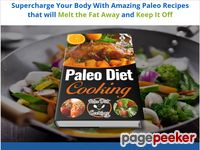 Paleo Diet Cooking with over 370 Amazing Paleo Recipes – Paleo Diet Cooking
