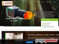 Sprzedaż palników na pelet | http://palniknapeletkutno.pl