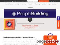 Hypnosis Audios - People Building NLP & Hypnotherapy