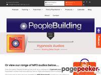 Hypnosis Audios - People Building NLP & Hypnotherapy