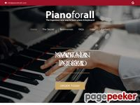 Pianoforall - Learn Piano & Keyboard - 200 Video Lessons
