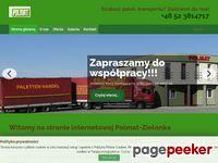 Skupi sprzedaż palet & transport międzynarodowy