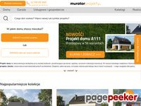 Zrzut ekranu http://projekty.muratordom.pl