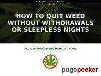 Quit Weed – How To Quit Marijuana With Seb Grant