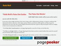 Paleo Diet Guides, Robb Wolf
