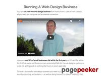 Running A Web Design Business