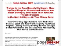 Show and Go Training by Eric Cressey