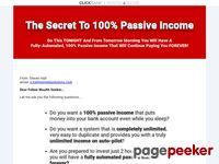 Passive Income Secrets