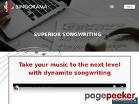 Singorama – Guide To Songwriting